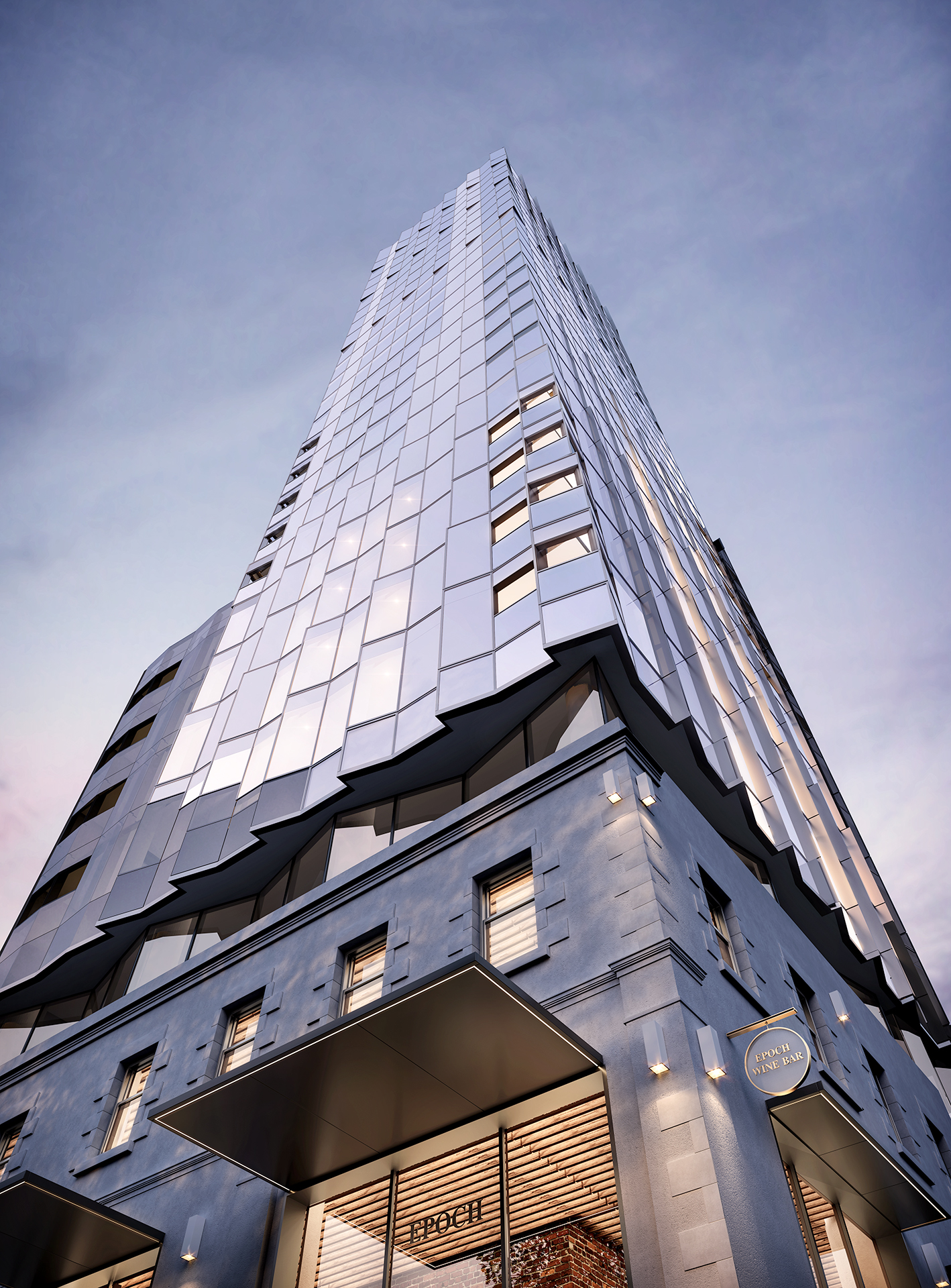 AMBER – New Development in Melbourne CBD